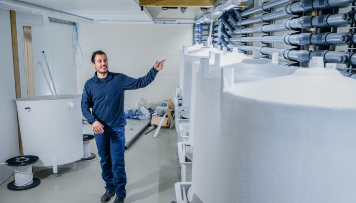 The Norwegian fish farming industry will have to adapt to the new technological changes, according to Vasco Mota.