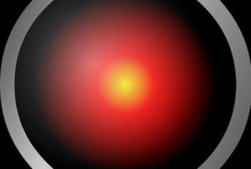 I filmen 2001-En romodyssé ble datamaskinen HAL 9000 gal. (Illustrasjonsbilde: forskning.no)