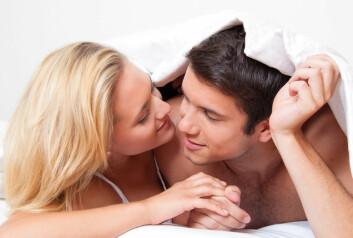 Menn, uansett alder, søker kvinner med idealalderen 21 år. (Illustrasjonsfoto: www.colourbox.no)