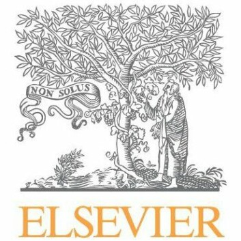 Elseviers logo (Bilde: Elsevier)