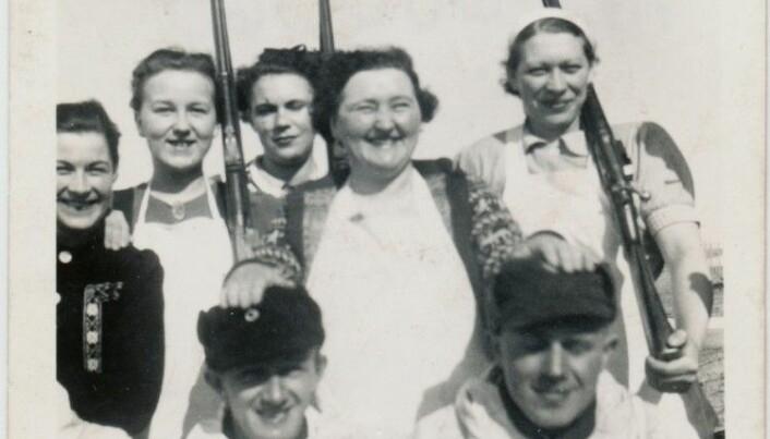 – Norske kvinner deltok på alle krigens områder