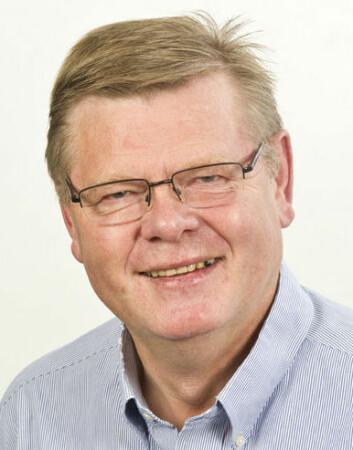 Professor Ørjan Olsvik. (Foto: Bjørn-Kåre Iversen)