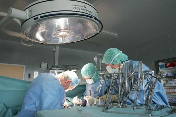 De ni livmortransplantasjonene har gått bra. (Foto: Colourbox)