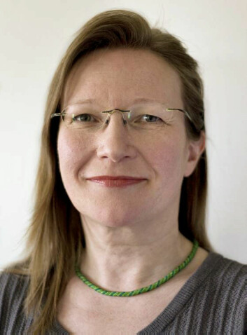 Ann Ragnhild Broderstad har presentert foreløpige tall fra Saminor 2-undersøkelsen. (Foto: Universitetet i Tromsø)