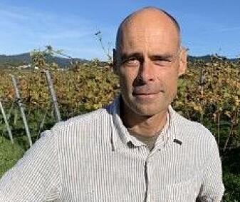 Stefan Gössling er professor og har ei stilling som forskingskoordinator ved Vestlandsforsking.
