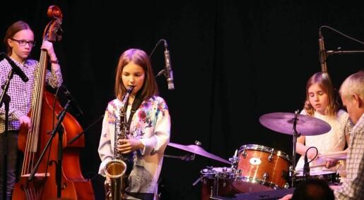 Slik lærer barn jazzimprovisasjon