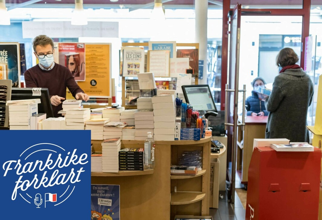 Franskmennenes forkjærlighet for bøker oppsto ikke med covid-krisen. Den ble heller vekket til live igjen, hvis den noen gang har vært borte.