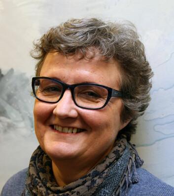 Prosjektleder og seniorforsker Ingeborg Strømseng Sjetne i Kunnskapssenteret. (Foto: Kjell Arne Bakke)