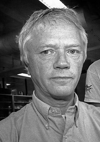 Rolf Seljelid, fotografert på begynnelsen av 1990-tallet.