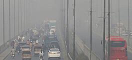 WMO: Konsentrasjonen av drivhusgasser i atmosfæren fortsetter å stige