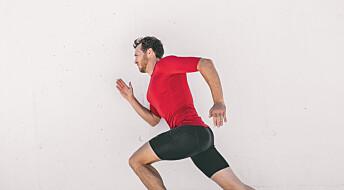 Intervalltrening. Bør du løpe til du spyr?