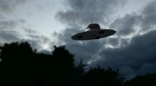 - Sett UFO seks ganger