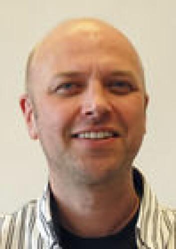 Anders Johan Wickstrøm Andersen er førstelektor ved Institutt for psykososial helse ved Universitetet i Agder. (Foto: UiA)