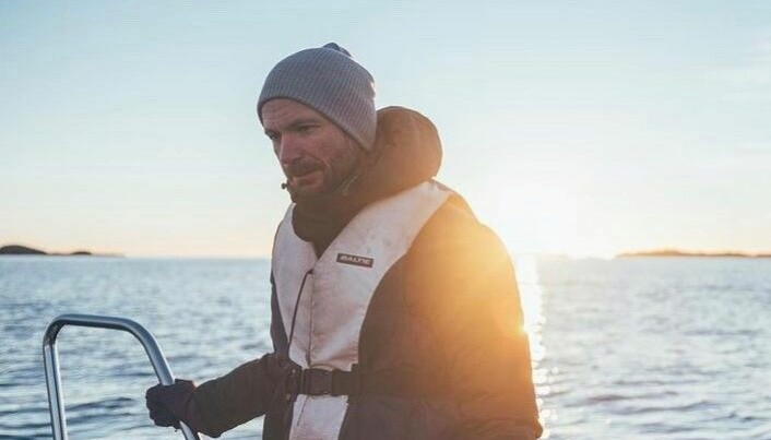 Eugene Guribye ble så engasjert i strandrydding da han begynte å forske på det, at han selv ble en aktiv rydder.