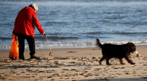 Det må ryddes opp i strandryddingen, mener forsker
