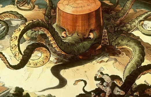 The first battle for oil in Norway