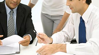 Vanskeligere å få jobbintervju med utenlandsk navn