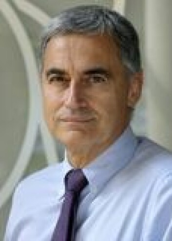 """Professor Antonio Ereditato ved University of Bern i Sveits. (Foto: <a href=""""http://www.lhep.unibe.ch/pages/people.php?id=4&amp;lang=en"""">Laboratory for High Energy Physics, University of Bern</a>)"""