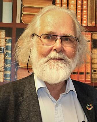 Nils Chr. Stenseth er professor ved UiOs matematisk-naturvitenskapelige fakultet.