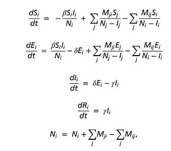 Forskerne har brukt en matematisk modell for å beregne virkningene av de foreslåtte tiltakene. Modellen er forklart i den vitenskapelige artikkelen.
