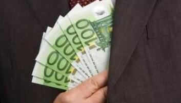 Høy korrupsjon skapte gjeldskrisen i Europa