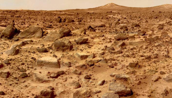Norske romforskere vil ikke reise til Mars