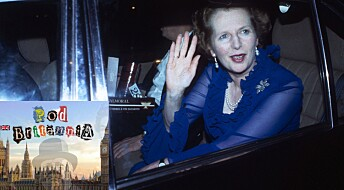 30 år siden Margaret Thatchers sorti fra Downing Street