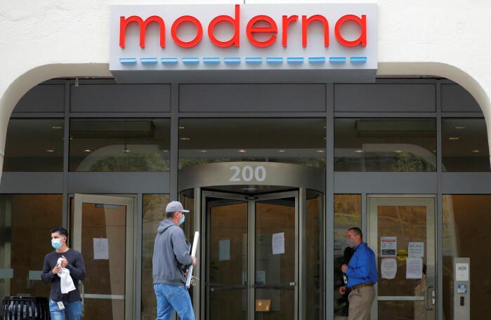 Kanskje har amerikanske Moderna vært mer bevisste på lagringstemperaturer i sin tidligere forskning og utvikling.