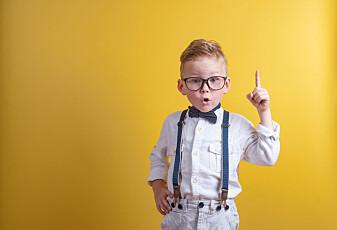 Hva tenker små barn om straff?