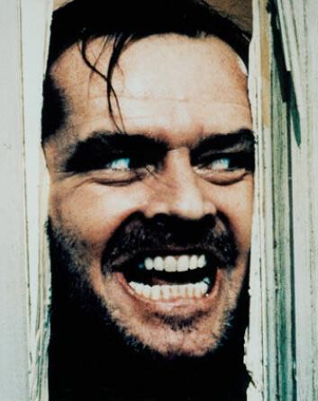 Jack Nicholson i The Shining (Ondskapens hotell). (Foto: Warner Bros.)