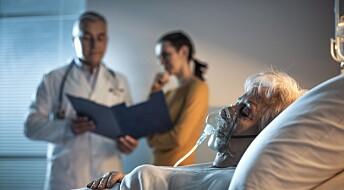 Sykehusene får ny guide for å involvere de pårørende til kreftpasienter