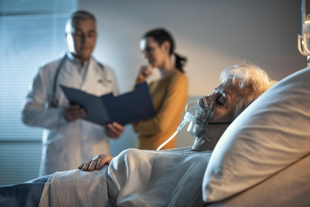 Pårørende kan bidra til bedre omsorg på sykehuset. Resultatet fra ny forskning har blitt en guide til helsepersonell.