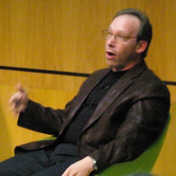 "Professor Lawrence M. Krauss. (Foto: <a href=""http://no.wikipedia.org/wiki/Fil:Lawrence_M._Krauss_in_2009.jpg"">Wikimedia Commons</a>)"