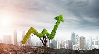 Bedrifter kan tjene på bærekraftig omlegging