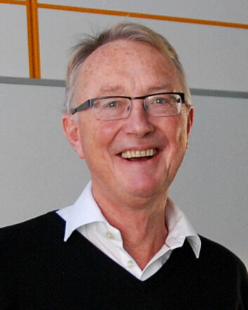 Professor Knut Engedal. (Foto: Bente Wallander, Demens & Alderspsykiatri)