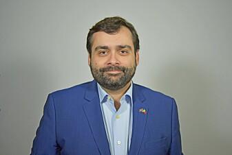 Carlos das Neves er direktør for forskning og internasjonalisering ved Veterinærinstituttet.