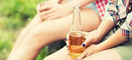 Alkohol før svangerskapet kan være skadelig
