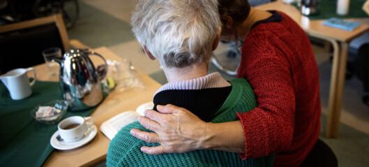 25 prosent flere med demens i Norge enn tidligere antatt