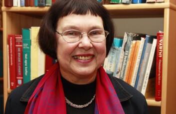 Liv Helene Willumsen kommer i år med bok om hekseprosessene i Finnmark og Skotland, på engelsk og norsk. (Foto: Ida Irene Bergstrøm)