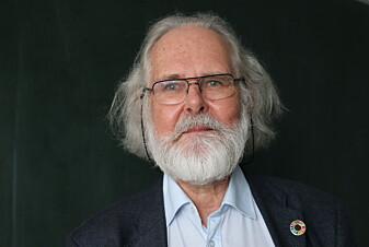Nils Christian Stenseth er biolog og professor ved Universitetet i Oslo.