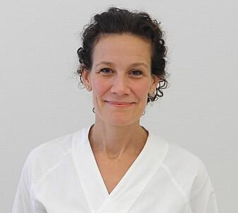 Sebjørg Elizabeth Hesla Nordstrand har forsket på hvordan det går med de som fikk narkolepsi etter svineinfluensa-pandemien.