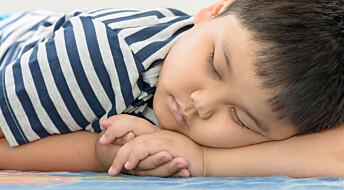 Barn som fikk narkolepsi etter svineinfluensavaksinen sliter med fedme og depresjon