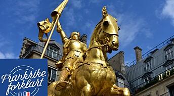 Hvem var Jeanne d'Arc?