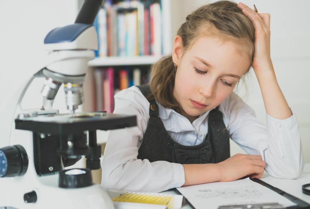 ─ Det bekymrer meg hvis unge får en stadig dårligere forutsetning for å forstå hva som skjer rundt dem, og hvorfor vi må legge om kursen, sier Bjørn Samset, forsker ved CICERO-senter for klimaforskning.
