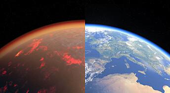 Jorda kan ha hatt svært lik atmosfære som Venus i starten