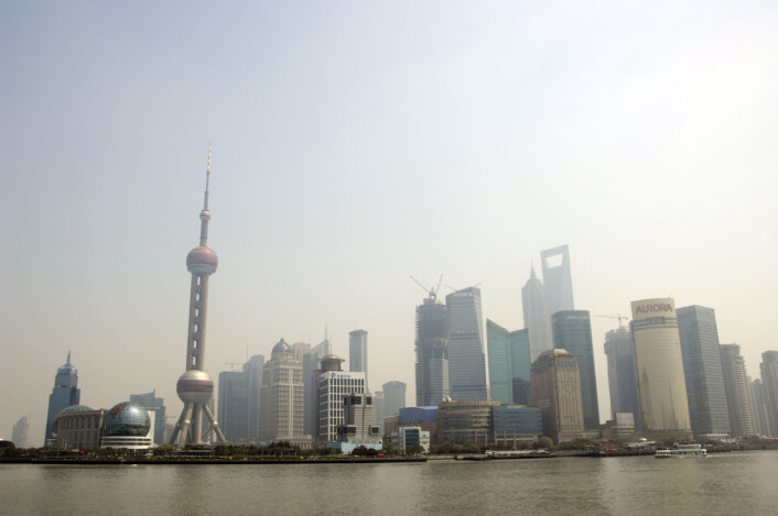 Siden 2001 har Kina nesten firedoblet sin andel av den globale forskningen. (Foto: Colourbox)