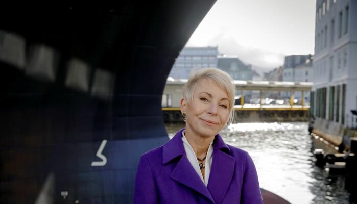 − Det vil være noen verdivalg hvor man sørger for at det er den som forurenser som må ta regningen, sier administrerende direktør for Havforskningsinstituttet Sissel Rogne.