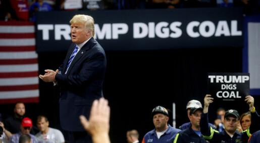 – Trump har vært den klart mest miljøfiendtlige presidenten, sier amerikansk jurist
