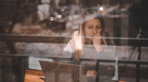 Kvinner med lav utdanning får oftere medisiner mot depresjon