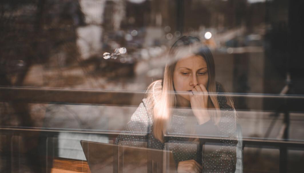 Én av tre med depresjon får medisiner mot sykdommen. Her i Norge har disse pasientene betydelig lavere sannsynlighet for å få medisiner enn i andre europeiske land.